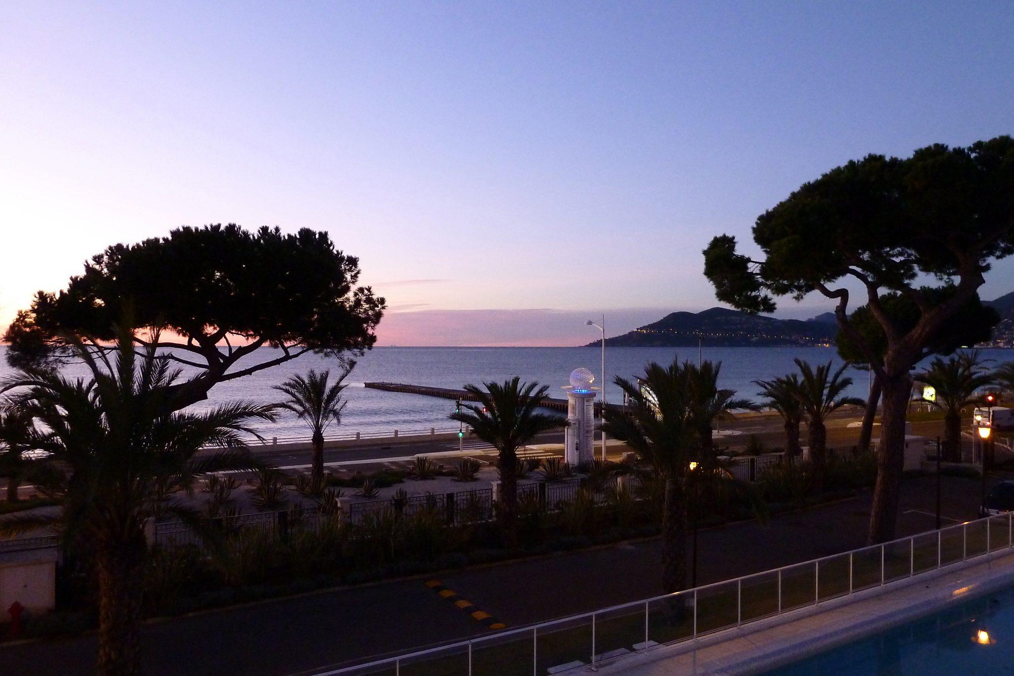 Cannes La Bocca & Massif de l'Esterel warum Côte d'Azur
