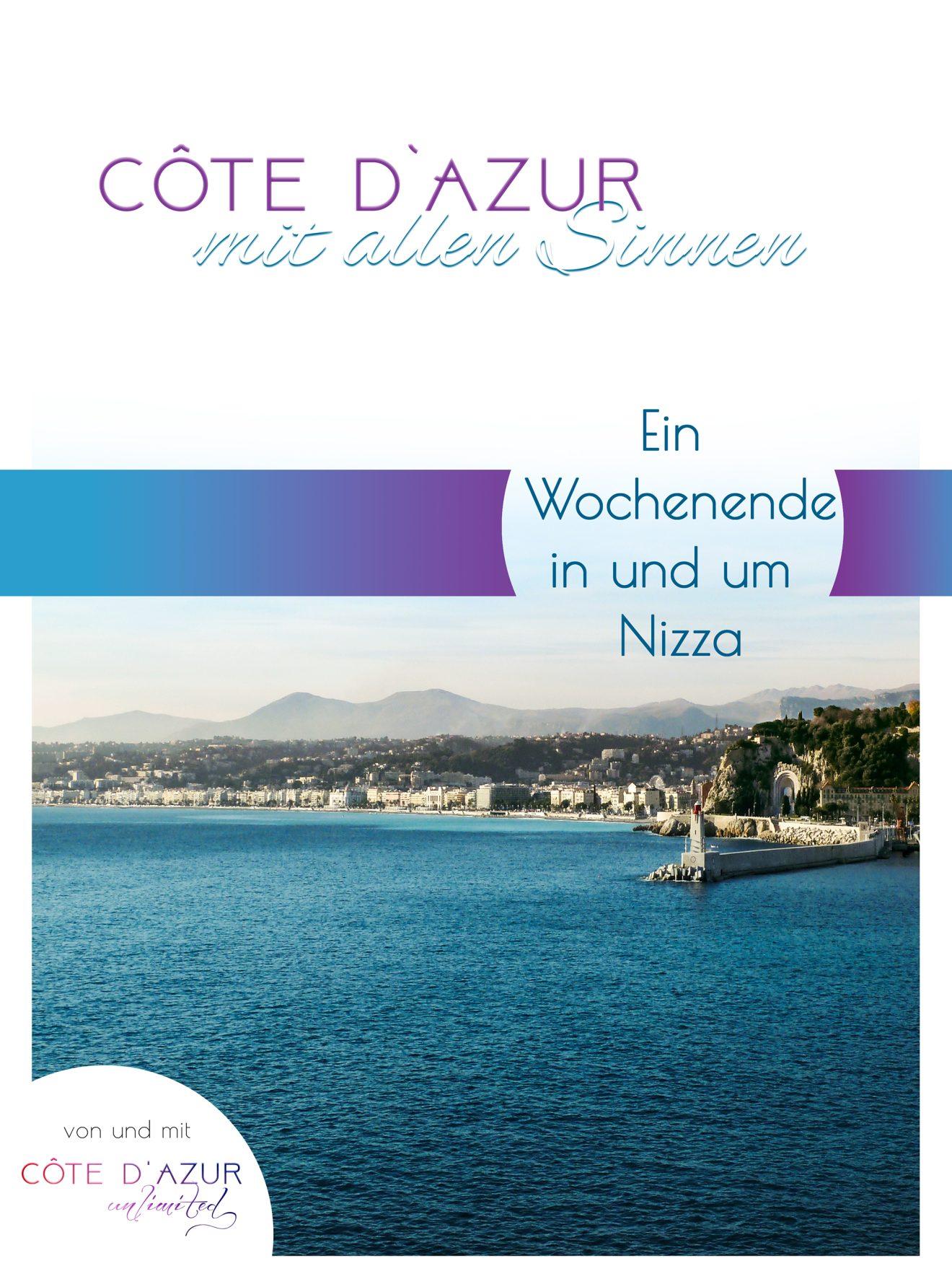 mein Reiseführer Côte d'Azur mit allen Sinnen