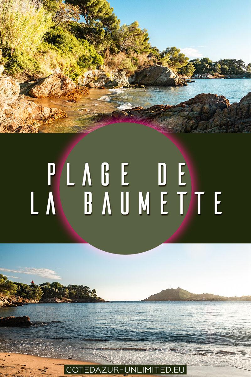 Teil 5 meiner Serie über die Badebuchten an der Corniche d'Or! Heute: Plage de la Baumette in Agay! Viel Spaß und frohes Planschen!!