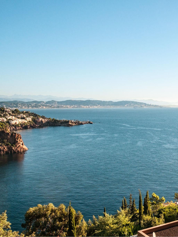 An alle Alleinreisenden: wie wäre es mit der Côte d'Azur?