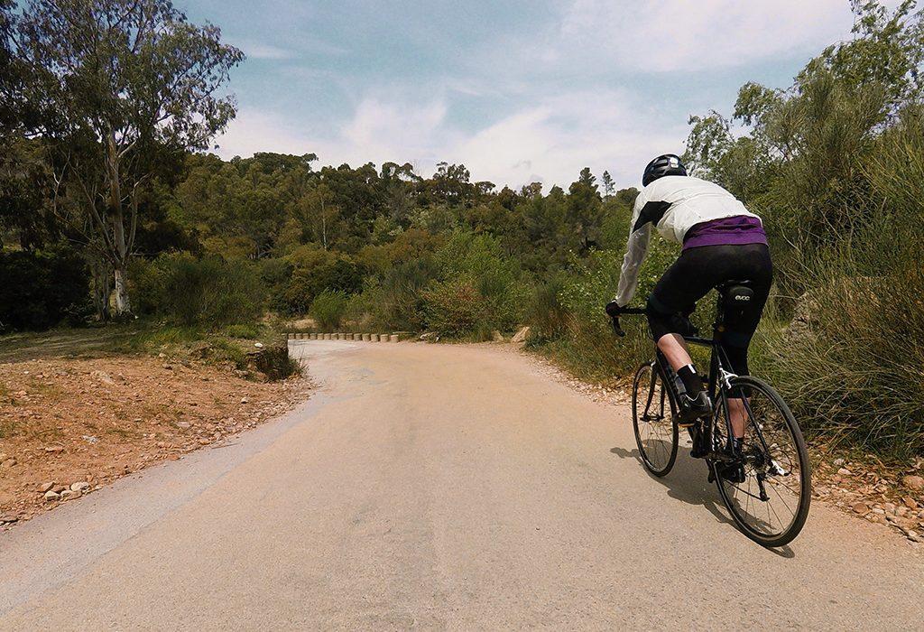 Fahrradroute Côte d'Azur